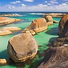 Elephant Rocks by aabzimaging