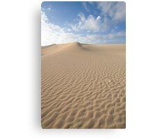 Sand Dune - South Australia Canvas Print