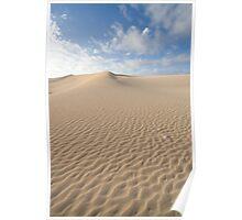 Sand Dune - South Australia Poster