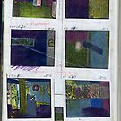 Travaux d'artistes au cours du jour #9 by Pascale Baud