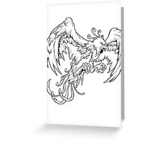 Order of the Phoenix Greeting Card