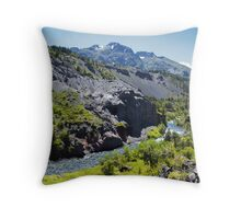 Andes 2 Throw Pillow