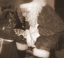 When Santa Claus Comes by mekea