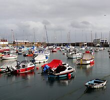 """UK: """"Penzance Harbour 2"""", Cornwall by Kelly Sutherland"""