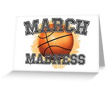 March Madness Greeting Card