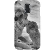 Double Paw Kiss Samsung Galaxy Case/Skin
