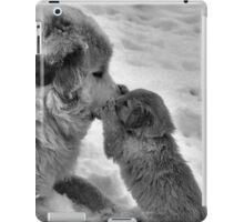 Double Paw Kiss iPad Case/Skin