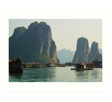 ***Ha Long Bay*** Art Print
