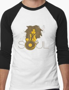 Soul Men's Baseball ¾ T-Shirt