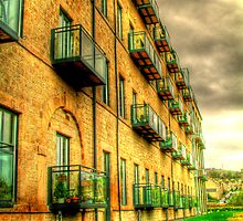 Balconies ll by m4rtys