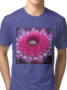 Space flower Tri-blend T-Shirt