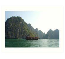 **Ha Long Bay** Art Print