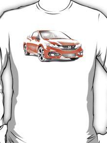 2014 Honda Civic SI Coupe T-Shirt