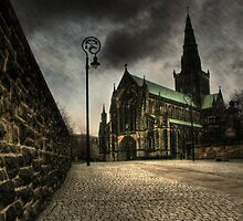 Glasgow Cathedral by Linda  Morrison