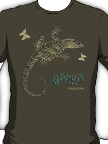 Gecko and butterfly T-Shirt