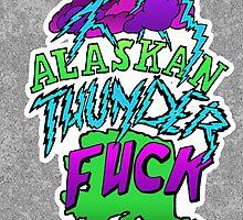 Alaskan Thunder Fuck by Ryan Mulrenin