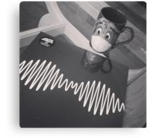 Disney mugs and music Canvas Print