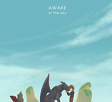 Awake in the Sky by whistlecat