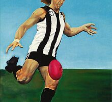 PETER DAICOS by David Lumley