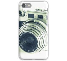 Diax 1a iPhone Case/Skin