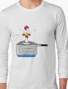 Chook Cooker Long Sleeve T-Shirt