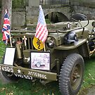 W.W.II Jeep (3) by Edward Denyer