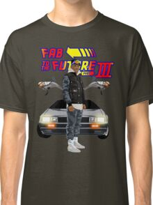 Fabolous Back To The Future III Classic T-Shirt