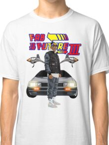 Fabolous Back To The Future III Classic T-Shirt
