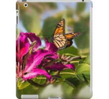 First monarch of 2015! iPad Case/Skin