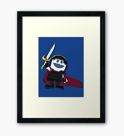 Jack Marth Framed Print