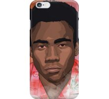 Childish Gambino Because the Internet T-Shirt iPhone Case/Skin