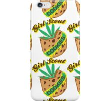 Girl Scout Cookies iPhone Case/Skin