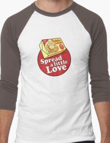 Buddha Butter Men's Baseball ¾ T-Shirt