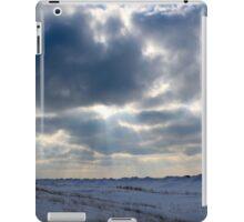 Winter Rays of Sun iPad Case/Skin