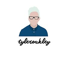 Tyler Oakley by okaycats