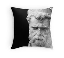 Il monco Throw Pillow