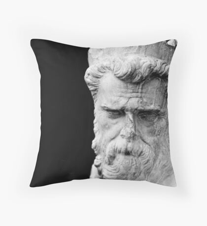 Il monco Throw Pillow