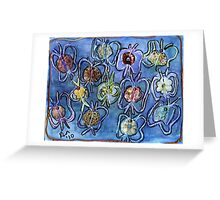 Butterfly Bling Greeting Card