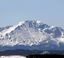 Pikes Peak by Fareday