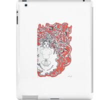 Girl and Spine, Pt. 2 iPad Case/Skin