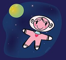 Space Baby by johnandwendy