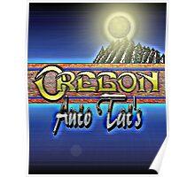 Oregon Auto Tats Poster
