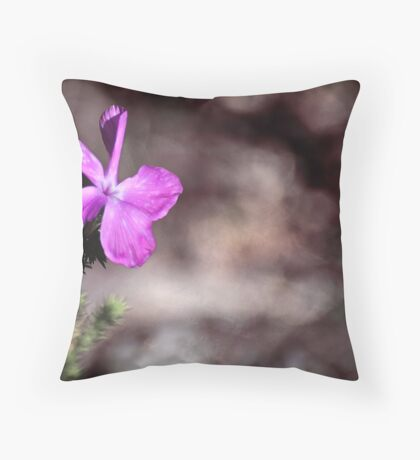 Sometimes I Forget To Feel Throw Pillow