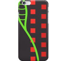 Abstract scenery 2 iPhone Case/Skin