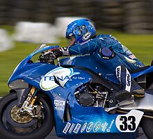 Superbike by Peter Lawrie