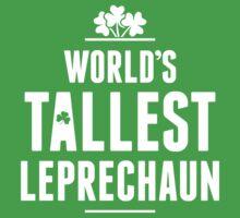 Worlds Tallest Leprechaun by designbymike