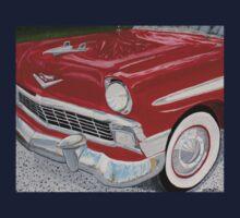 Chrome King, 1956 Chevy Bel Air Kids Clothes
