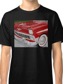 Chrome King, 1956 Chevy Bel Air Classic T-Shirt