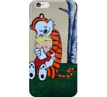 Calvin & Hobbs Original Print iPhone Case/Skin