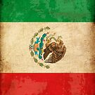Mexican Flag — World Flag Series by marcodeobaldia